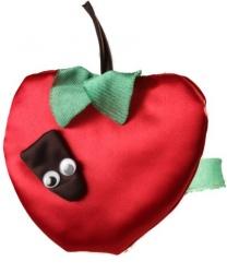 """Шапка-повязка """"Червивое яблочко"""""""
