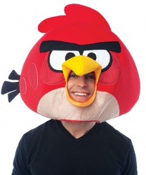 маска-red-bird