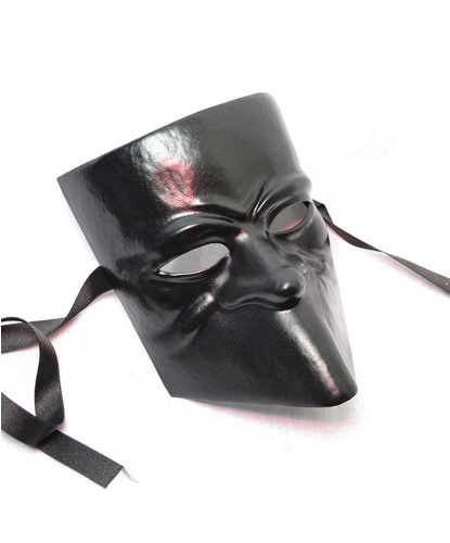 Венецианская маска Bauta, пластик (Италия)