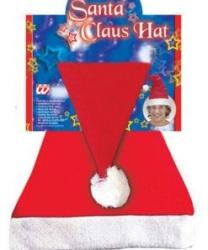 Красный колпак Санта Клауса