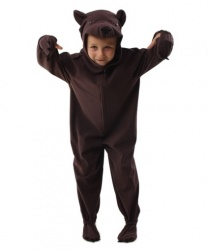 Детский костюм медведя