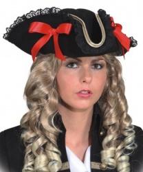 Шляпа пиратки - Пираты и пиратки, арт: 6033