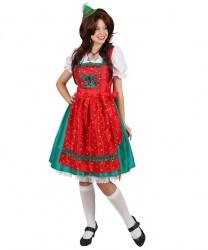 Баварское платье (Германия)