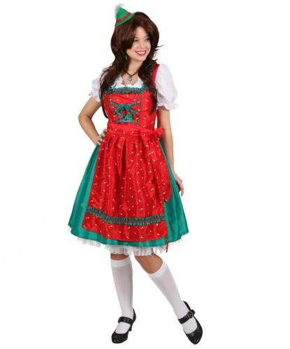 Баварское платье: платье (Германия)
