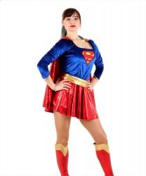 Костюм Supergirl