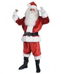 Костюм европейского Санта-Клауса