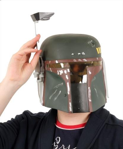 Шлем Боба Фетт, пластик (Германия)