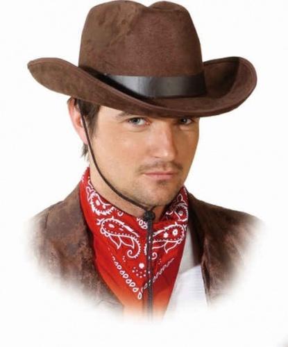 Коричневая ковбойская шляпа (Германия)