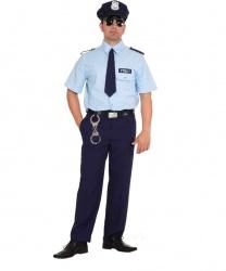 Рубашка и брюки полицейского