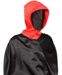 Капюшон и маска на Хеллоуин