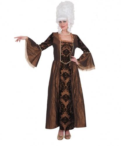 Платье в стиле Барокко: платье (Германия)