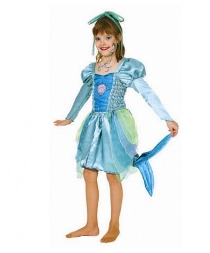 Костюм Русалка для девочки: платье (Германия)