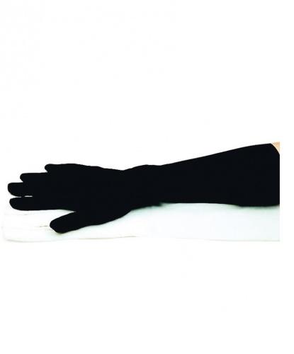 Черные перчатки (длина 36см) (Германия)