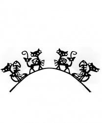 """Накладные ресницы """"Кошка"""""""