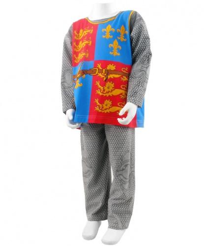 Костюм Рыцарь английского короля: футболка, штаны (Англия)