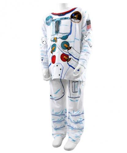 Детский костюм Астронавт Аполлон-11: футболка, штаны (Англия)