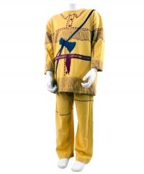 Детский костюм Индеец : футболка, штаны (Англия)