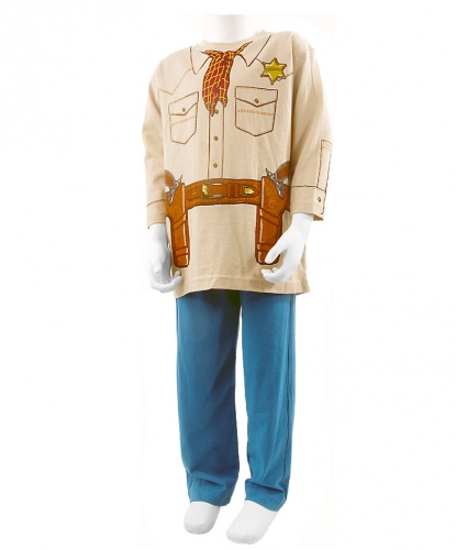 Детский костюм Ковбой: футболка, штаны (Англия)