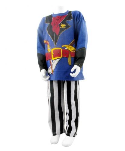 Детский костюм пирата: футболка, штаны (Англия)