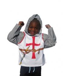 """Куртка-ветровка """"Рыцарь-крестоносец"""""""