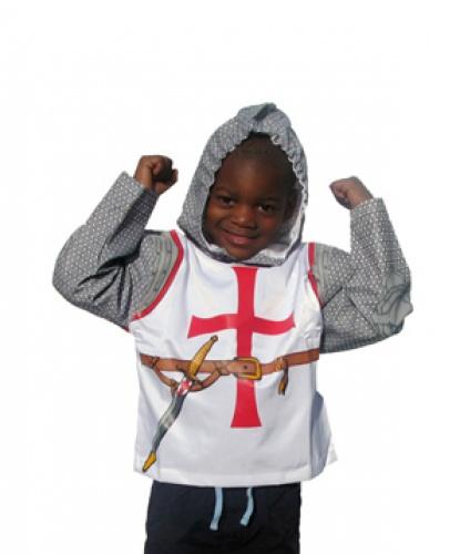 Куртка-ветровка Рыцарь-крестоносец: куртка (Великобритания)