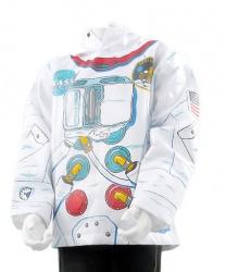 """Куртка-ветровка """"Астронавт экипажа Apollo 11"""""""