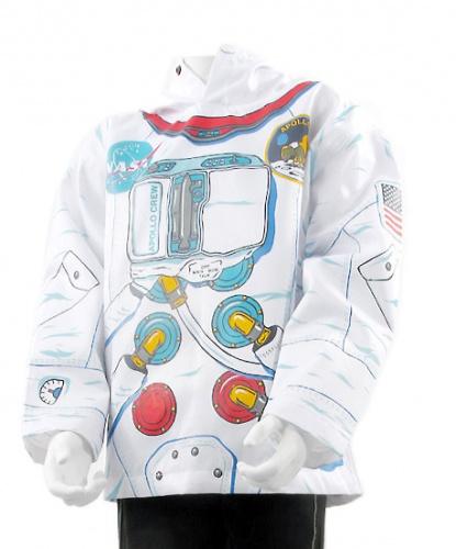 Куртка-ветровка Астронавт экипажа Apollo 11: куртка с капюшоном (Англия)