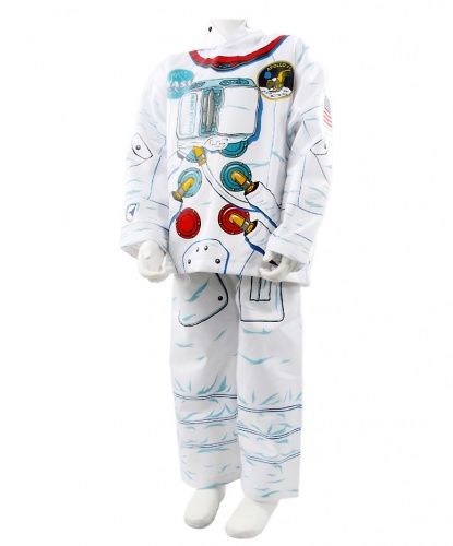 Костюм астронавта детский: куртка, штаны (Англия)