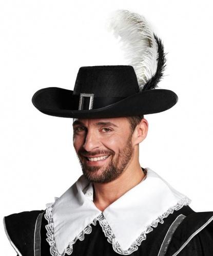 Черная шляпа мушкетера (Германия)