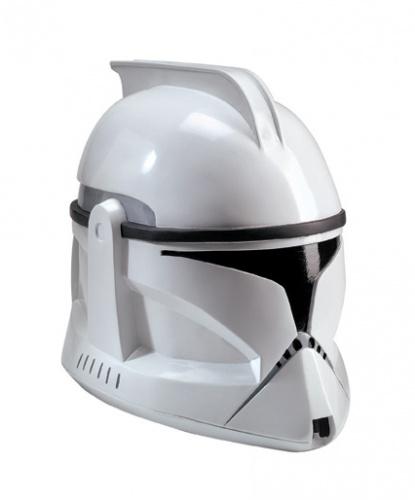 Шлем Clone Trooper, пластик (Германия)