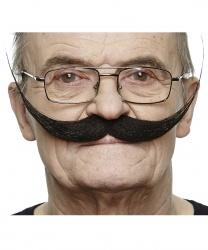 Длинные английские усы