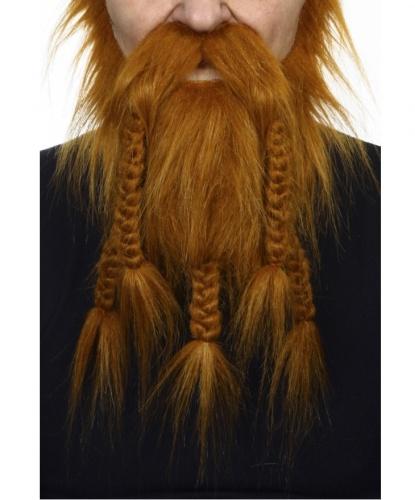 Усы и борода Викинг (Литва)