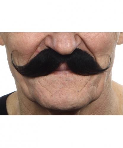 Усы черные изогнутые вверх (Литва)