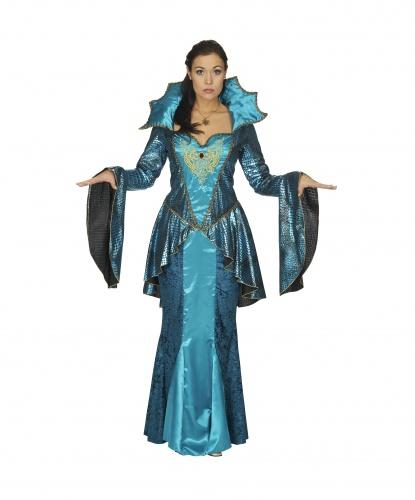 Костюм морской королевы: платье (Германия)