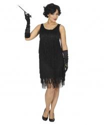 Платье в стиле Чикаго 30-х годов