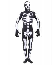 Скелет (2nd Skin) (Zentai)