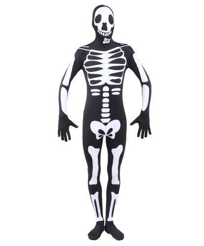 Скелет (2nd Skin) (Zentai) (Германия)