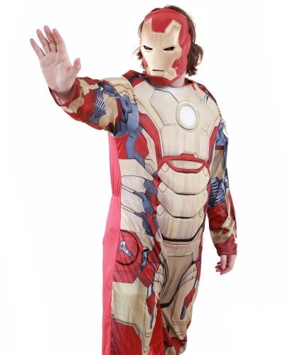 Костюм Железного Человека: комбинезон, маска (Германия)