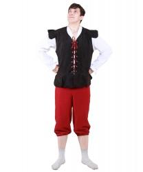 Мужской баварский костюм