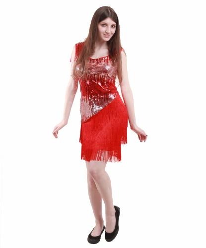 Костюм в стиле Мулен Руж: платье (Германия)