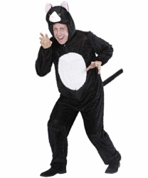 Костюм черного кота