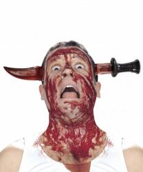 Кровавый нож в твоей голове