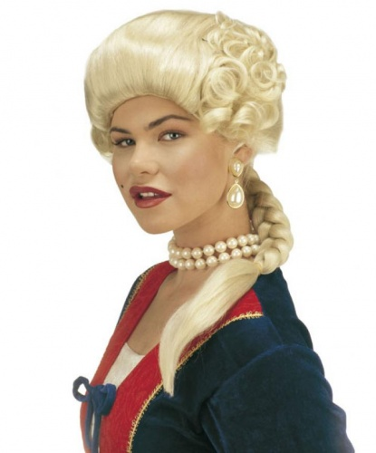 Парик герцогини: золотистый блонд (Италия) за 1550 руб. в Bambolo.ru
