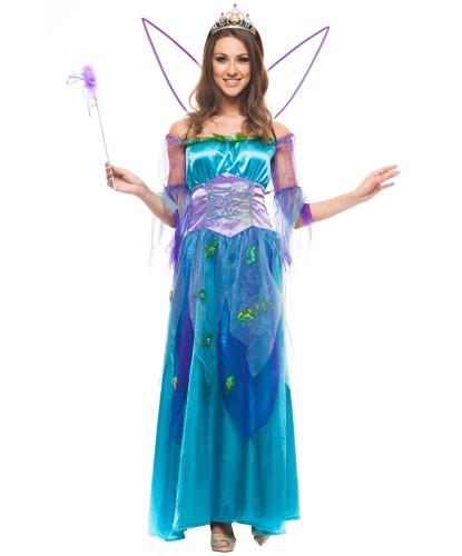 Костюм весенней феи: платье, крылья, волшебная палочка (Германия)