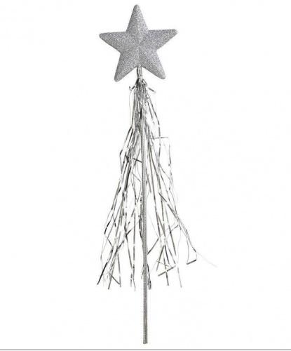 Серебряная волшебная палочка