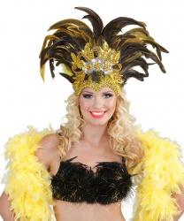 Головной убор на Бразильский карнавал - На голову, арт: 6413
