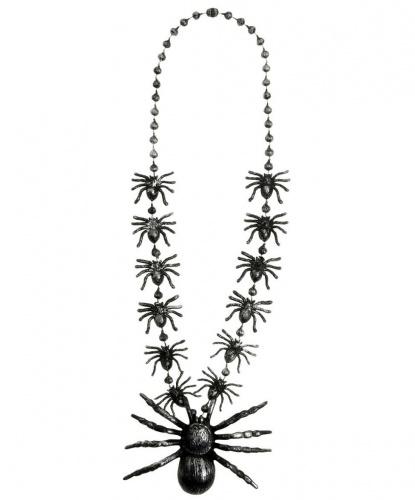 Ожерелье из пауков