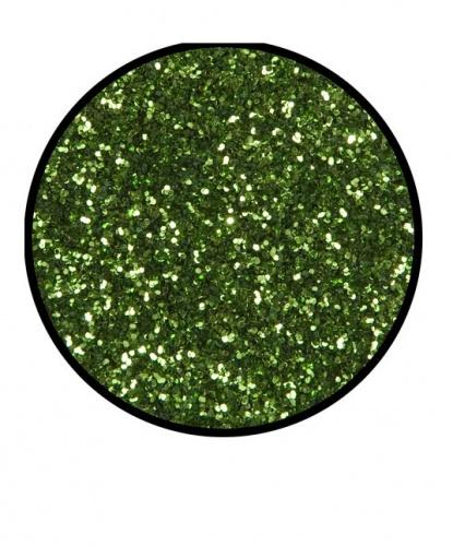 Блестки рассыпчатые зеленые 6 гр. (Германия)