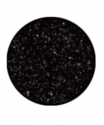 Блестки черные 6 гр. (Германия)