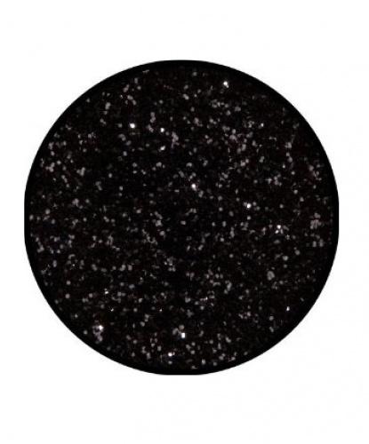 Блестки черные